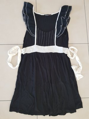 Fishbone kurze Sommerkleid/Tunika, passt bei Xs