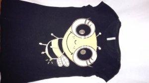 Fishbone Shirt mit niedlichem Bienenaufdruck