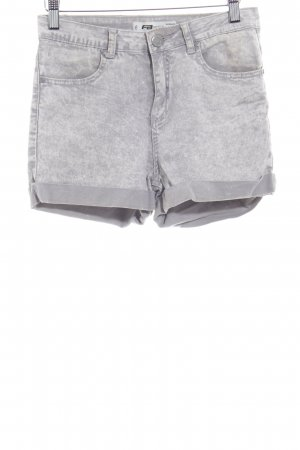 Fishbone Shorts hellgrau Casual-Look
