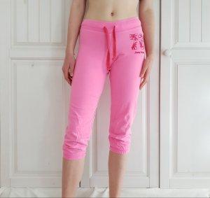 Fishbone XS Jogginghose Rosa Pink Jogging Hose Sporthose Leggings jeggings