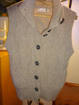Fisherman out of Ireland Strickjacke 100% Merino Gr.S