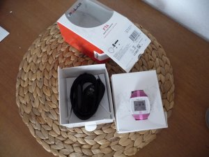 Fitness Tracker Heart Rate Monitor Polar rosa
