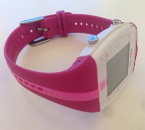 Fitnessuhr Polar FT 4 pink