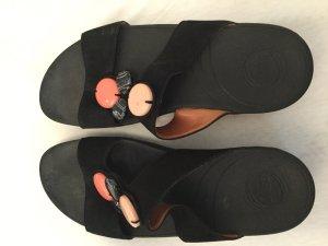 Fitflop Sandalo con cinturino nero