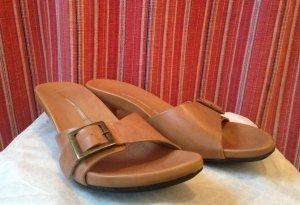 FitZ High Heel Sandal sand brown leather