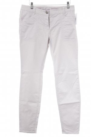 Five-Pocket Trousers dusky pink casual look