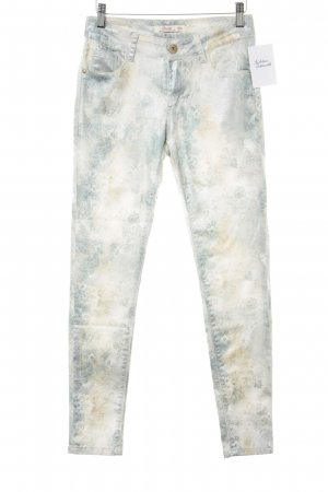 Five-Pocket Trousers embellished pattern extravagant style