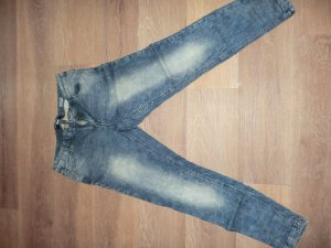 Five-Poket Jeans bleached