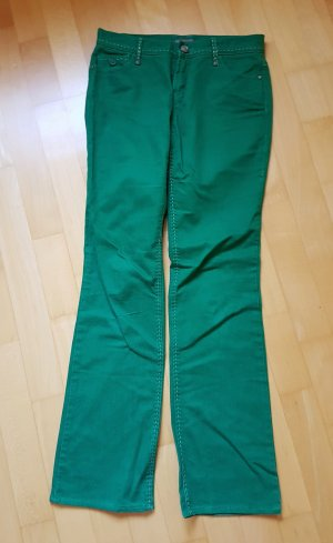 Armani Exchange Pantalon cinq poches vert