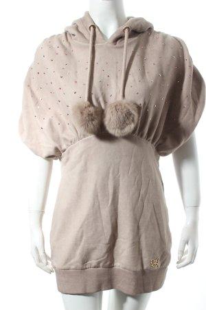 Fix Atelier Sweat Shirt light brown fluffy
