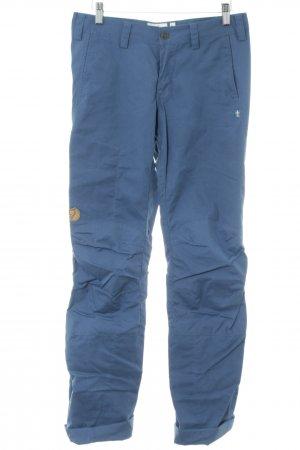 Fjällräven Cargohose blau Casual-Look