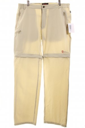 Fjällräven Hose sandbraun-beige sportlicher Stil