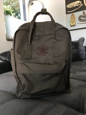 Fjällräven School Backpack dark brown