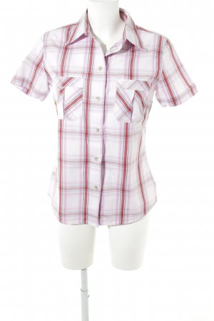 Fjällräven Short Sleeve Shirt check pattern casual look