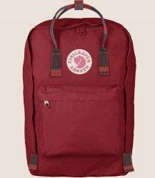Fjällräven Laptop Backpack dark red