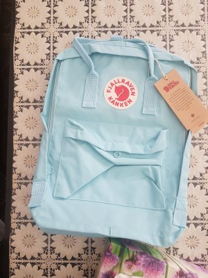 Fjällräven College Bag light blue