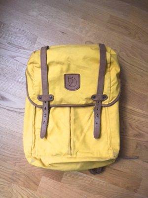 Fjällräven Backpack dark yellow