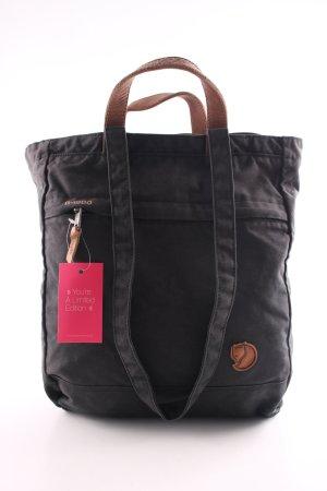 Fjällräven School Backpack black-brown casual look