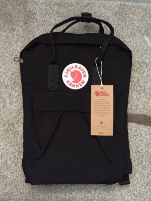 Fjällräven School Backpack black
