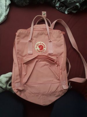 Fjallraven Backpack pink