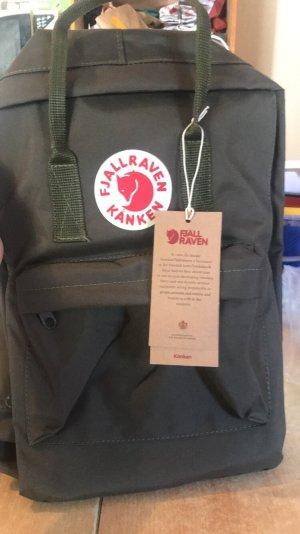 Fjallraven Kanken Classic Backpack Farbe Khaki VB