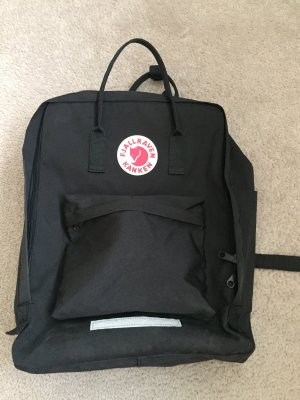Fjallraven School Backpack black