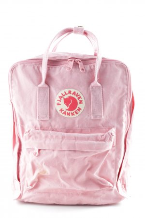 Fjallraven School Backpack apricot street-fashion look