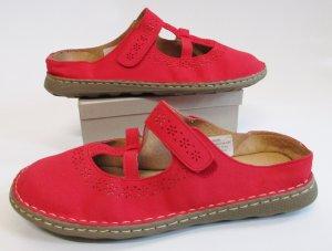 bpc Comfortabele sandalen veelkleurig Imitatie leer