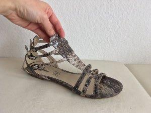 Roman Sandals multicolored imitation leather