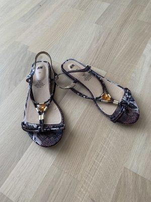 Flache Sandalen von H&M