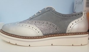 Graceland Wingtip Shoes multicolored
