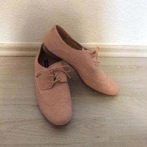 Flache Schuhe rosa Größe 40