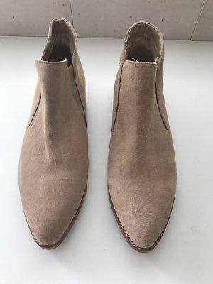 Cinque Desert Boots camel-beige leather