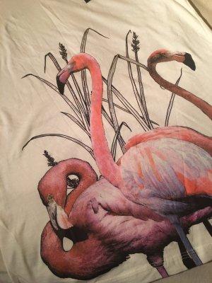 FLAMAZING, supertolles FLAMINGO T-Shirt, NEU mit Etikett, Gr. Medium