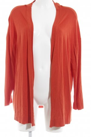 Flame Cardigan neonorange Casual-Look