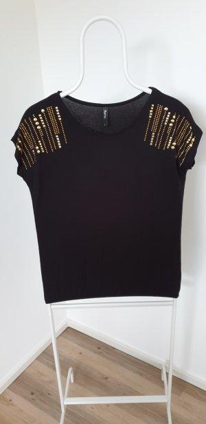 FLAME, T-Shirt schwarz