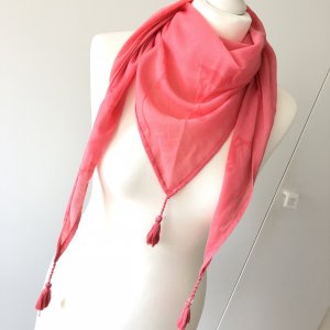 Pañoleta rosa-rosa