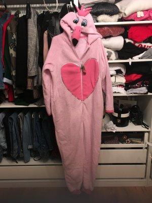 Completo sportivo rosa