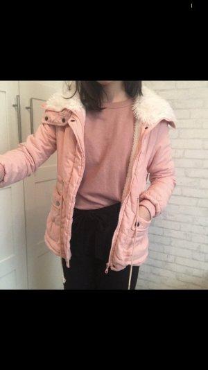 Flamingo Pinke Jacke