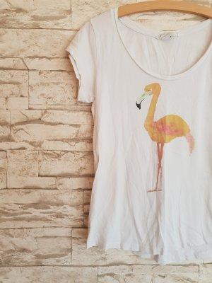 Flamingo Shirt Blogger