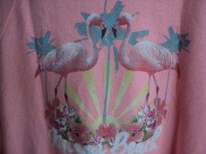 Flamingo Shirt Primark Neon Gr44