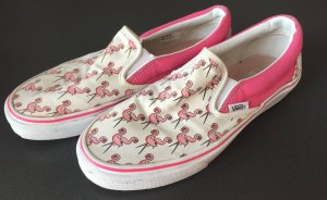 Flamingo Vans