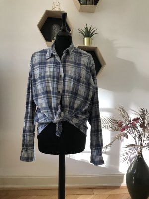 Urban Outfitters Flannel Shirt multicolored