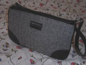 Canvas Bag multicolored wool