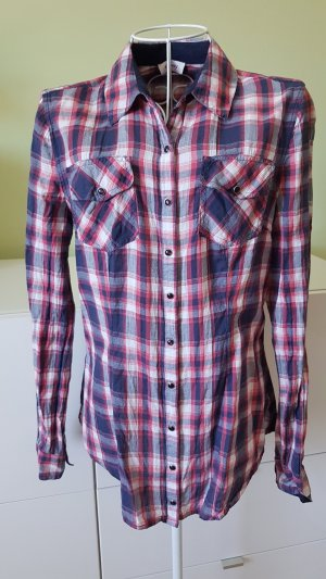 Orsay Flannel Shirt multicolored