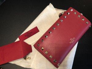 Flap continental Wallet Valentino Rockstud