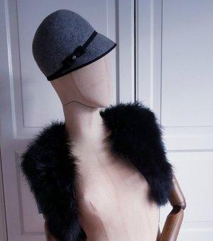 Accessorize Sombrero negro-gris