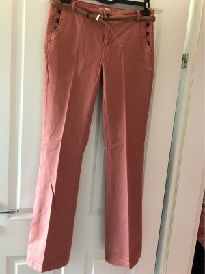 edc Denim Flares rose-gold-coloured