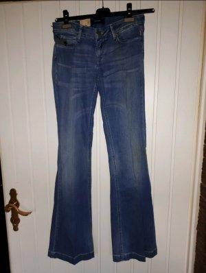 Flared Jeans Schlaghose, Jeans mit Schlag