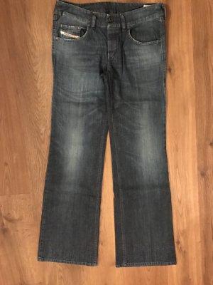 Flared Jeans von Diesel